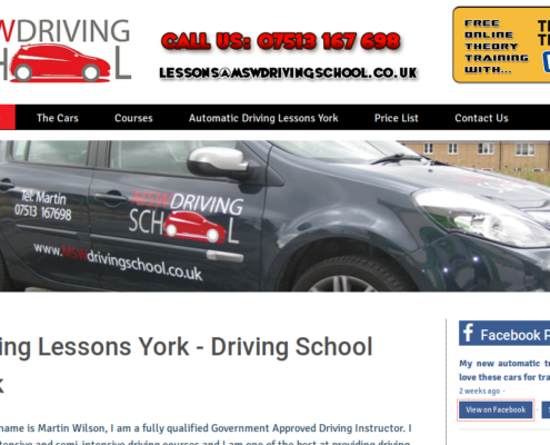 MSW driving school